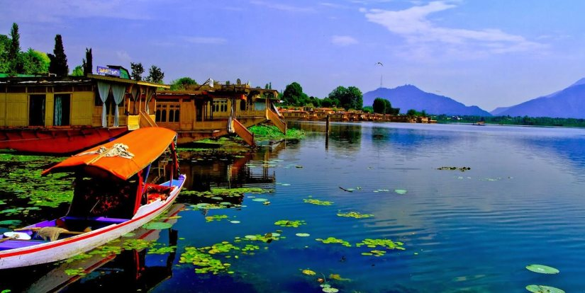 Kashmir: The heavenlyabode