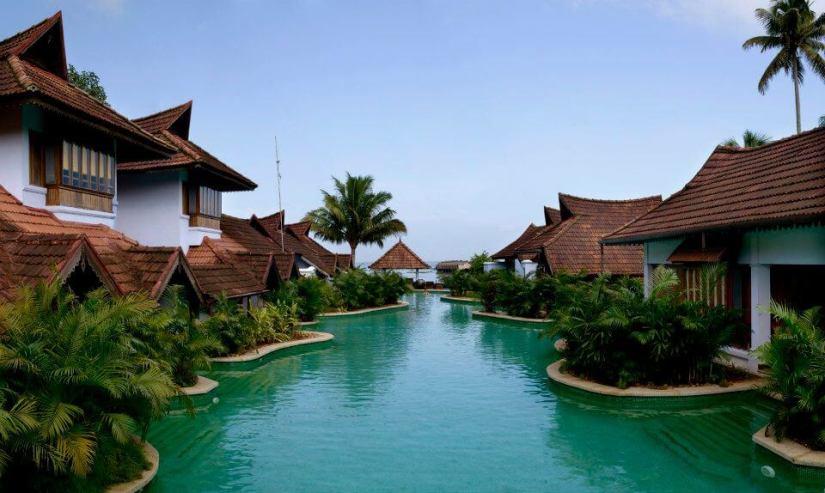 Top 10 backwater resorts inKerala