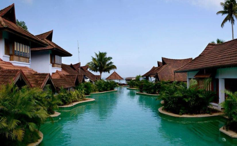 Top 10 backwater resorts in Kerala