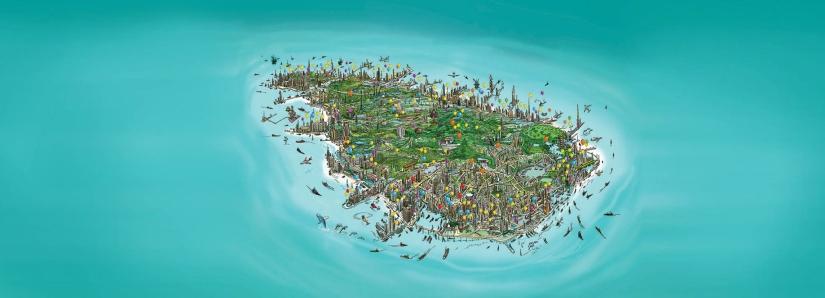 A teardrop island called SriLanka