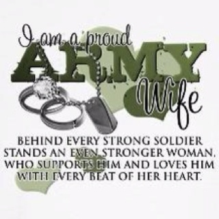 Confessions of an Army wife…
